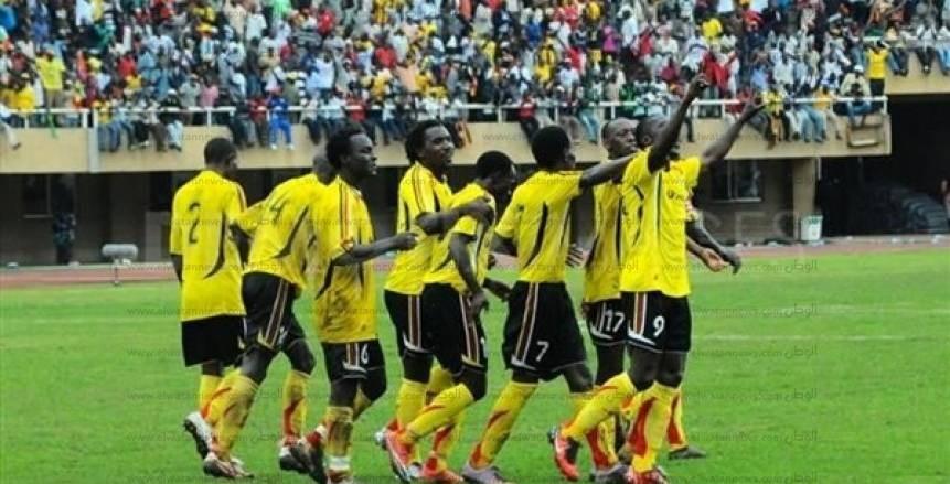 بالصور| منتخب أوغندا في تونس استعدادا لأمم إفريقيا