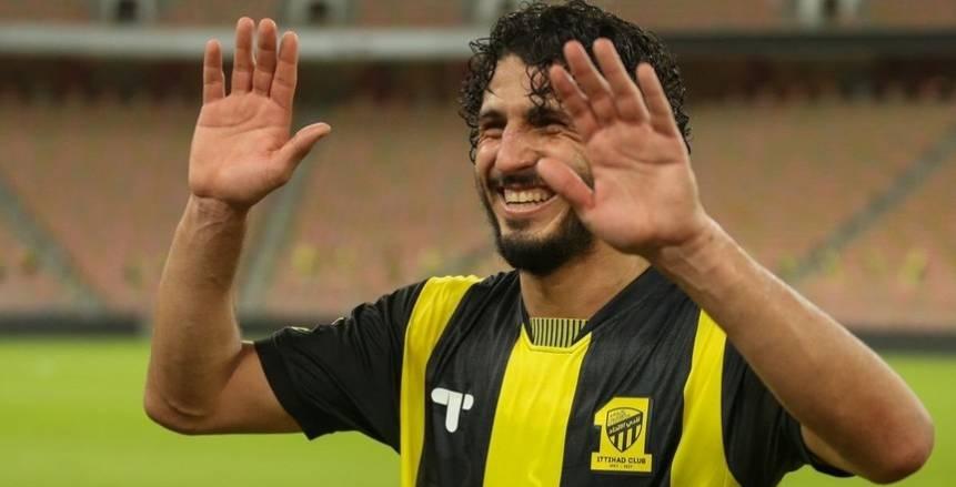 حجازي ينافس على جائزة أفضل لاعب من شمال أفريقيا في دوريات غرب أسيا