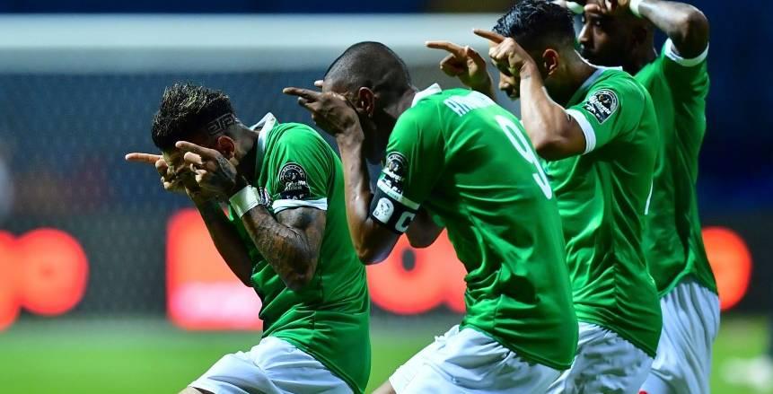 """""""أبيل"""" أفضل لاعب في مباراة مدغشقر والكونغو في أمم أفريقيا"""