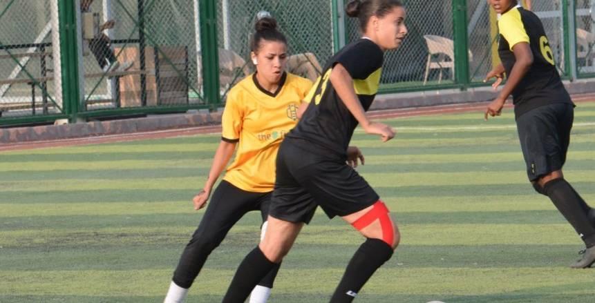 الطيران يسحق المصري بخماسية في ختام دوري الكرة النسائية الموسم الحالي