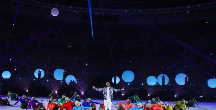 حفل افتتاح بطولة العالم لكرة اليد مصر 2021