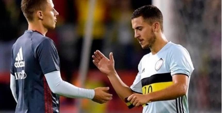 ليفربول يخطط للتعاقد مع هازارد في موسم الانتقالات الصيفية