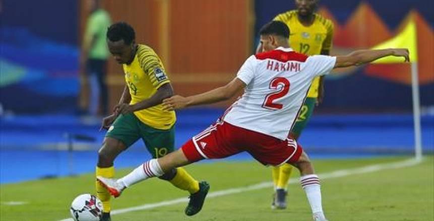مباراة المغرب وجنوب أفريقيا