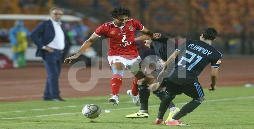 مشاهدة مباراة الاهلي وبيراميدز بث مباشر اليوم بتاريخ 26-01-2021 في الدوري المصري