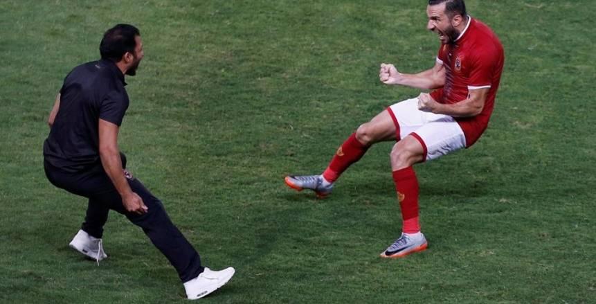 """علي معلول عن دعم جمهور القلعة الحمراء: """"حسيت أني مولود في الأهلي"""""""