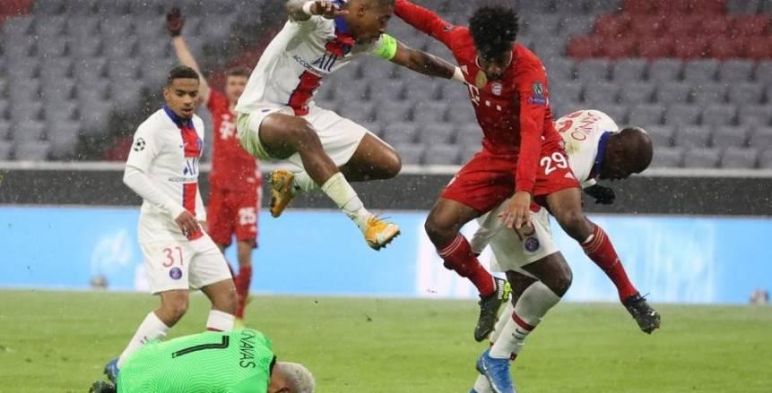 موعد مباراة بايرن ميونخ وباريس سان جيرمان في دوري أبطال أوروبا