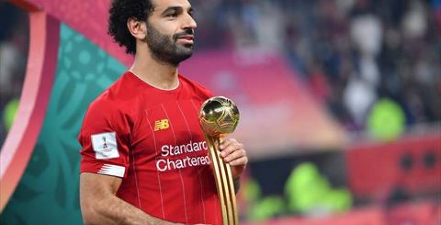 بـ56 من أصوات الجمهور محمد صلاح ملك أفضل أهداف ليفربول في