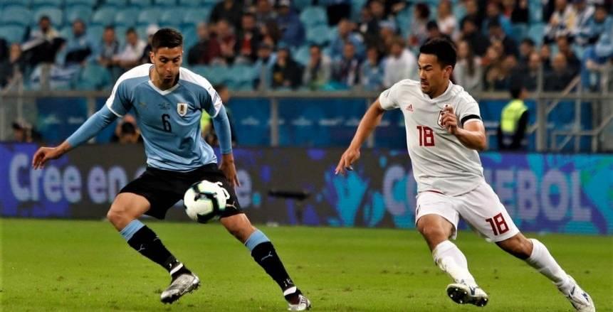 بالفيديو| الأوروجواي تسجل الثاني وتتعادل مجددا أمام اليابان