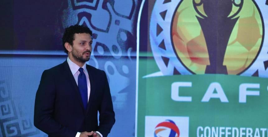 حسام غالي: أتمنى وصول الأهلي والزمالك لنهائي أبطال أفريقيا وفوز الأحمر