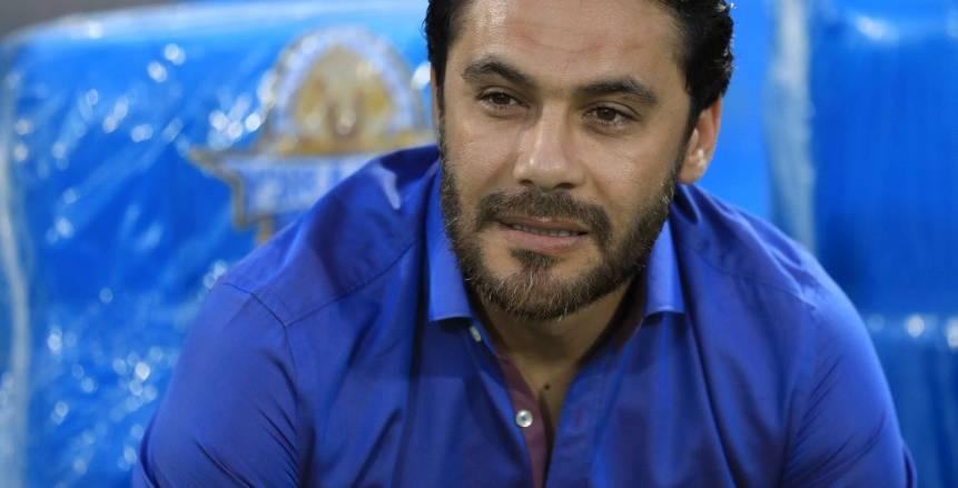 أحمد حسن: مباراة الإفريقي فرصة جيدة للبدلاء