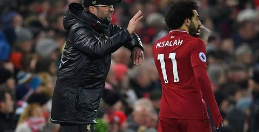 ليفربول يتحدث عن إغلاق محمد صلاح حساباته الرسمية