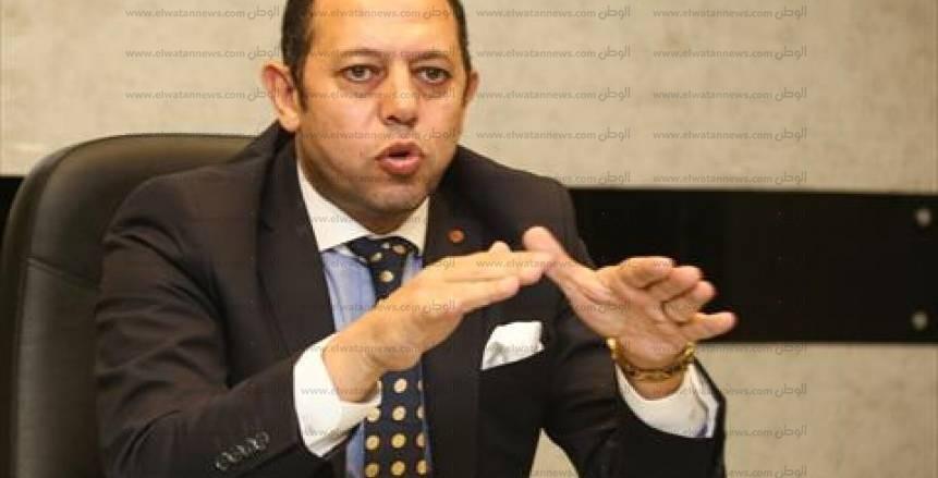 """أحمد سليمان في ندوة """"الوطن"""": الزمالك يحتضر.. و""""مرتضى"""" حوله إلى عزبة خاصة له ولأولاده"""