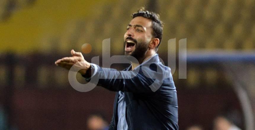 في بيان رسمي.. المقاصة يوجه الشكر لميدو ويعلن عن المدرب الجديد