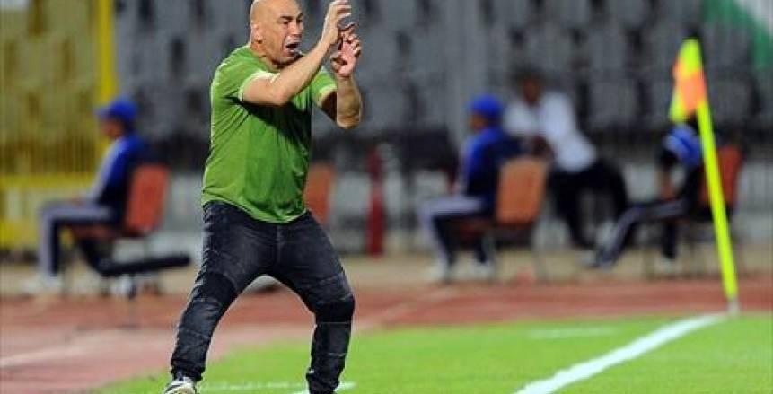 حسام حسن يعلن قائمة المصري لمباراة طلائع الجيش