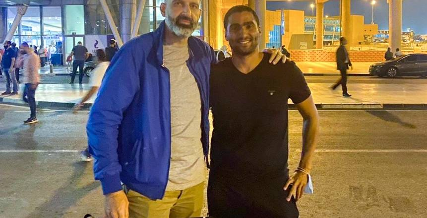الإسباني جارابايا أريناس يصل القاهرة لبدء مهمته مع منتخب اليد