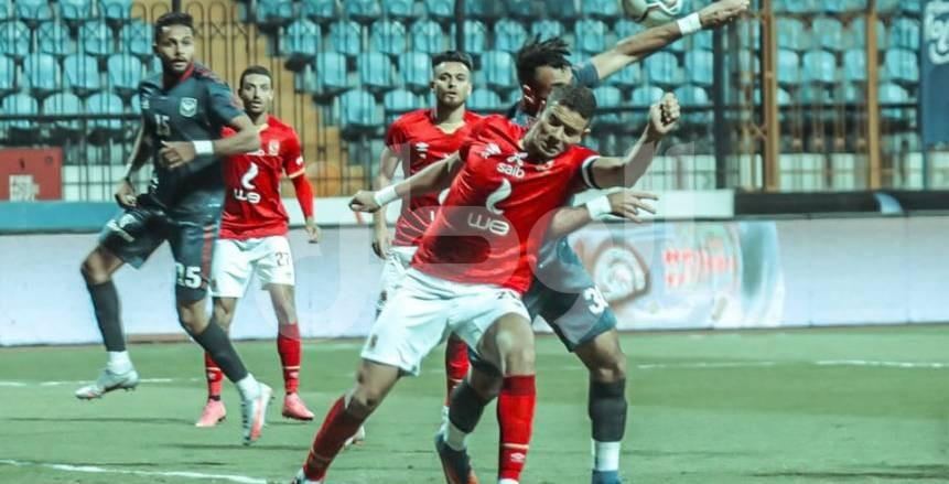 النصر يحرز هدف التعادل ضد الأهلي في كأس مصر «فيديو»
