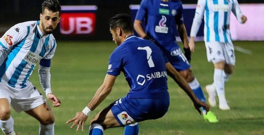 بالفيديو| آخرهم هدف عبد الله السعيد.. صواريخ منتصف الملعب ماركة مسجلة بالدوري المصري
