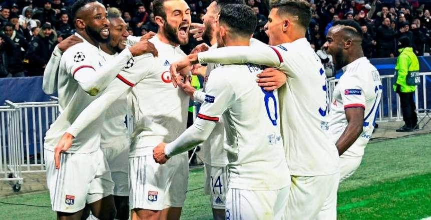 ليون يفوز على يوفنتوس بهدف في ذهاب ربع نهائي أبطال أوروبا (فيديو)