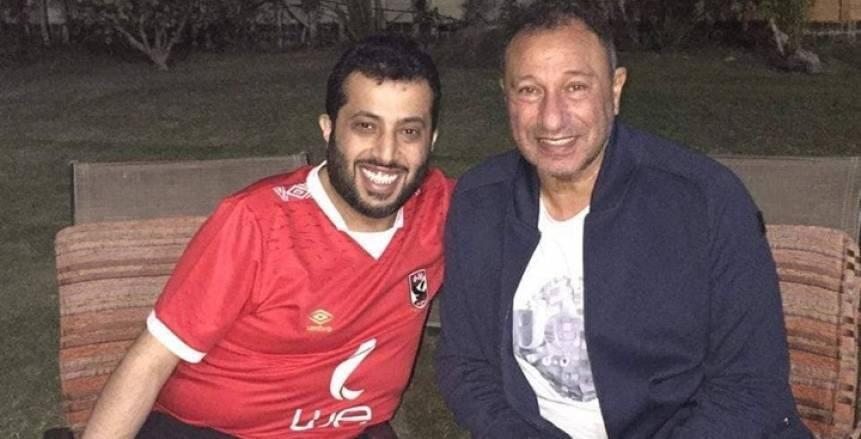 تركي آل الشيخ يهنئ جماهير الأهلي بكأس مصر: الحمدلله