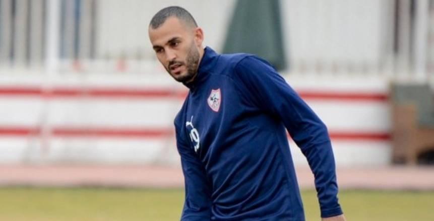 خالد بوطيب في فرنسا للعلاج بموافقة الزمالك
