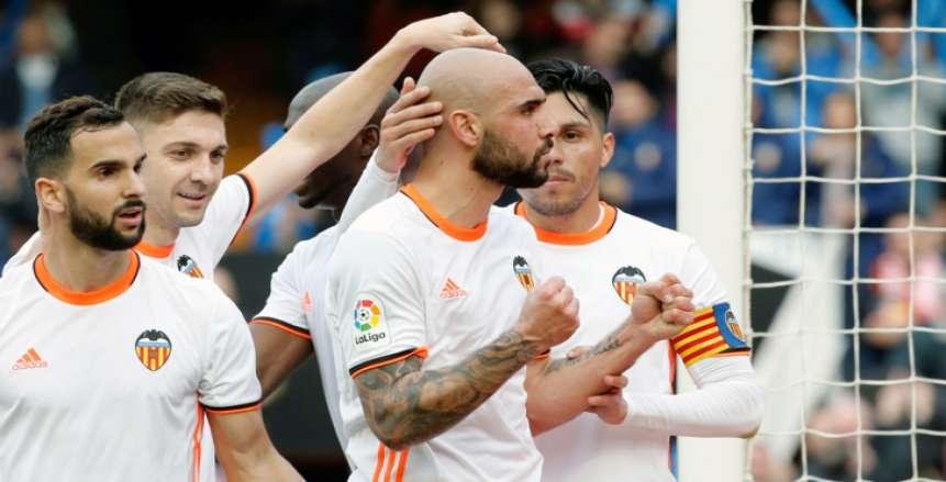 بالفيديو| فالنسيا يفتتح مشواره في الدوري الإسباني بالفوز على لاس بالماس