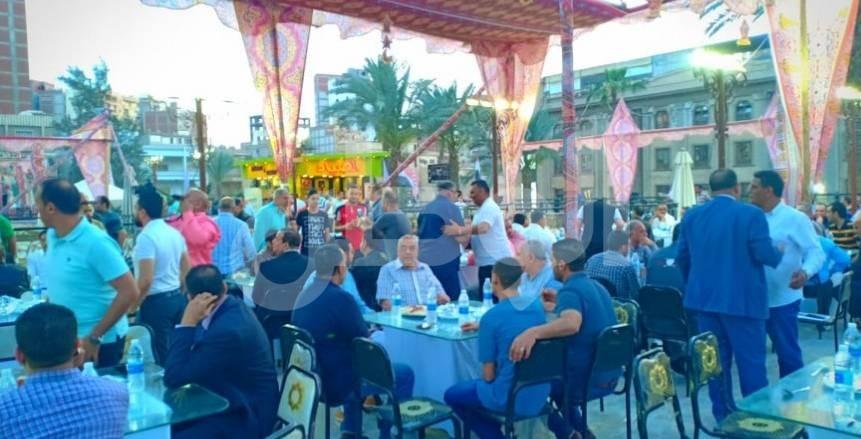 بالصور| فطار جماعي في بلدية المحلة بحضور أعضاء الجبلاية