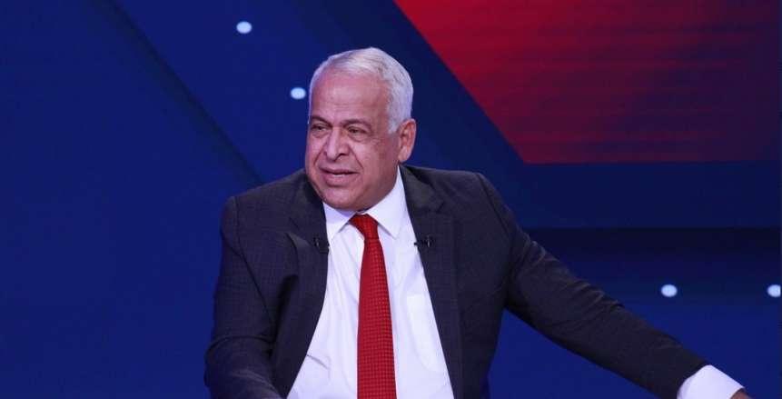 فرج عامر يعلن عودته لسباق انتخابات نادي سموحة (صورة)