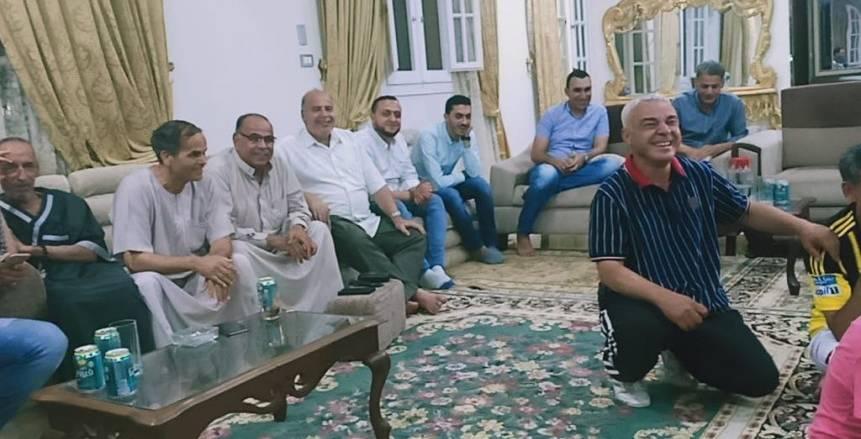 بالفيديو| فرحة أهالي نجريج بفوز محمد صلاح بدوري أبطال أوروبا