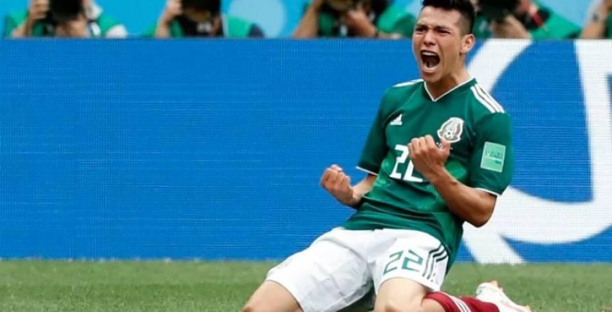 صور مباراة ألمانيا والمكسيك بكأس العالم