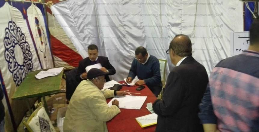 قلق بين المرشحين بسبب كثرة الأصوات الباطلة في الترسانة