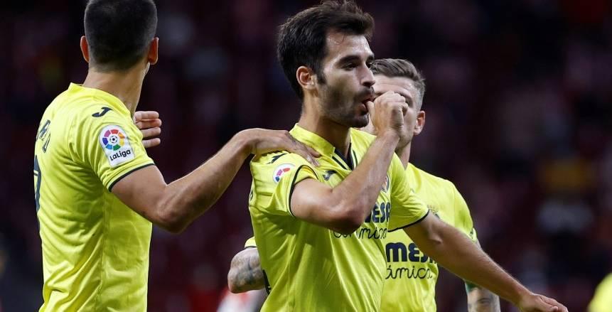 أتلتيكو مدريد يسقط في فخ التعادل أمام فياريال