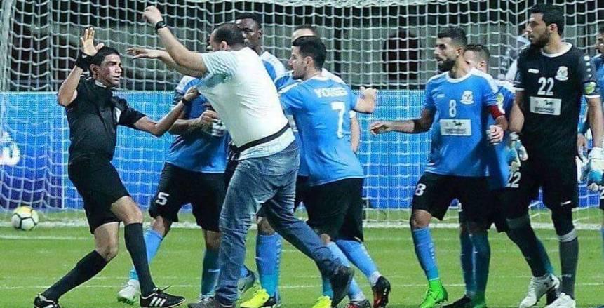 """محمد أبو الوفا عضو الجبلاية : """"سيتم منع الفيصلي من اللعب في مصر 5 سنوات"""""""