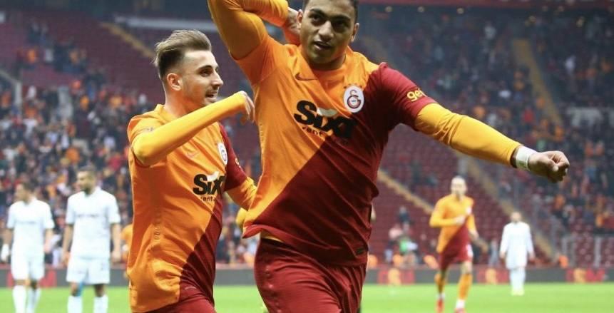 ترتيب هداف الدوري التركي بعد هدف مصطفي محمد أمام قونيا سبور