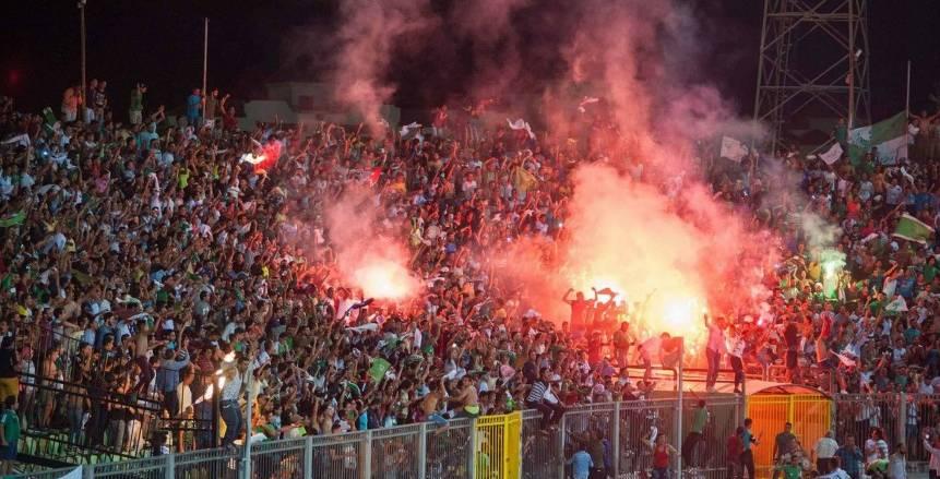 المصري يعرض لجماهيره مباريات زمان للبقاء في المنزل (فيديو)