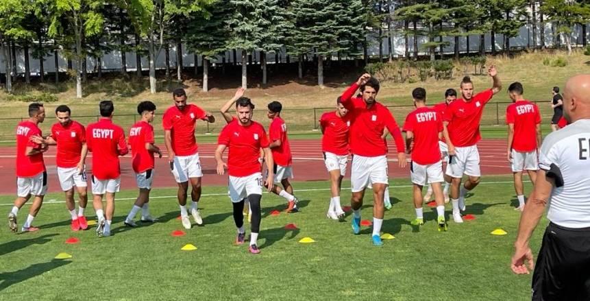 اكتمال قائمة منتخب مصر الأولمبي 2021 قبل مواجهة إسبانيا