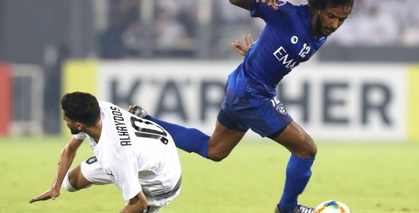 الهلال والسد في نصف نهائي دوري أبطال آسيا