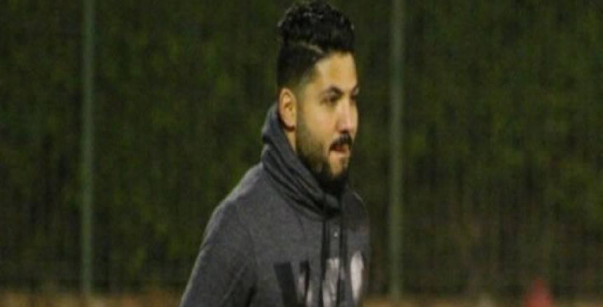رسميا.. «عاصم سعيد» يغيب عن مباراة الأهلي ويواصل التأهيل