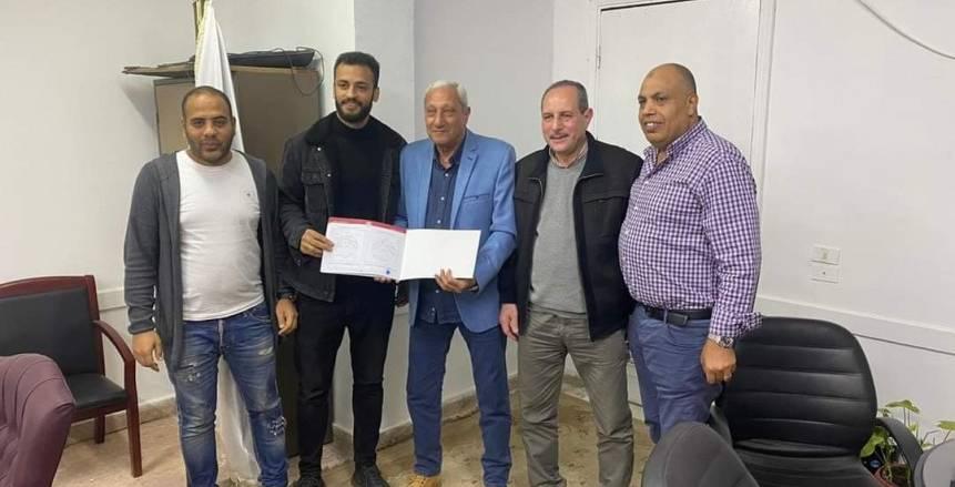 الزمالك يقيد مهاجمه الجديد مروان حمدي في القائمة الأفريقية