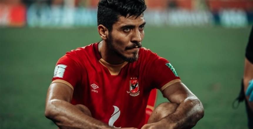 حسام البدري: أنا سبب تعاقد الأهلي مع محمد شريف