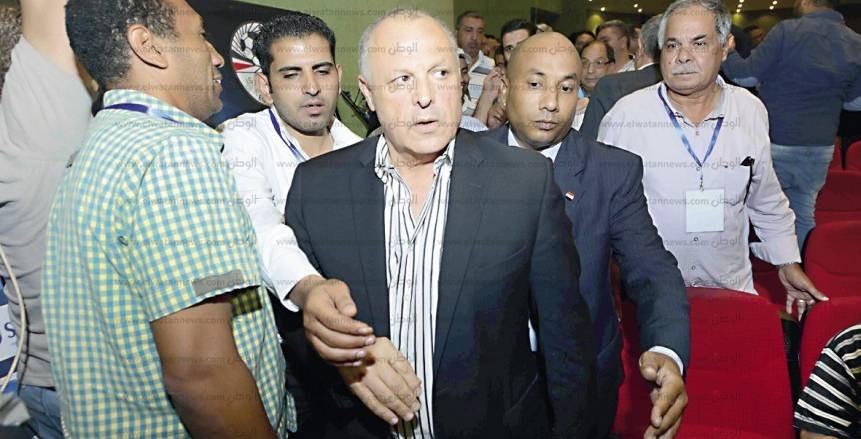"""أبو ريدة: خروج منتخب مصر من كأس الأمم الأفريقية الأخيرة كان """"صدمة"""""""