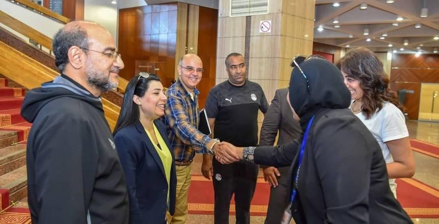 لجنة المراسم تُجهز خطة لاستقبال كبار الزوار في أمم أفريقيا