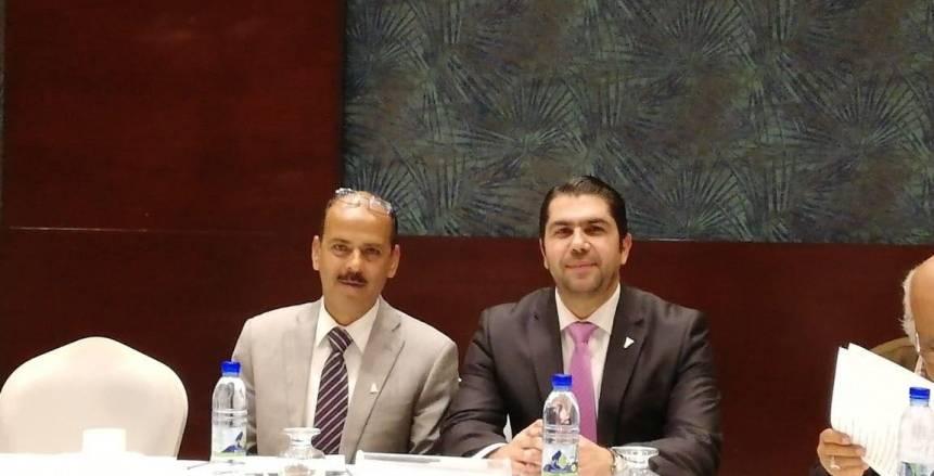 هشام التهامي أمينًا عامًا للاتحاد العربي للريشة الطائرة