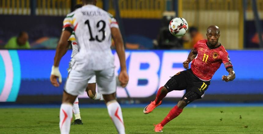 أمم أفريقيا| مباراة مالي وأنجولا في المجموعة الخامسة