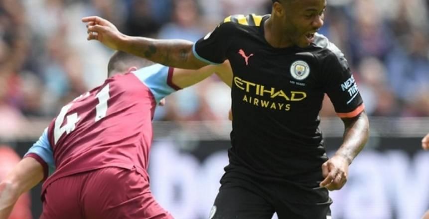 """مانشستر سيتي 2 ويست هام 0.. وأول مرة """"VAR"""" في تاريخ الدوري الإنجليزي"""