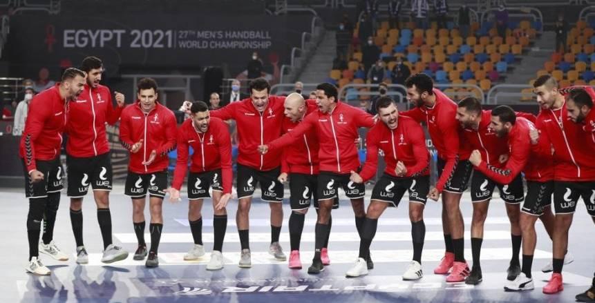 تعرف على مواعيد مباريات منتخب مصر لكرة اليد في أولمبياد طوكيو 2021