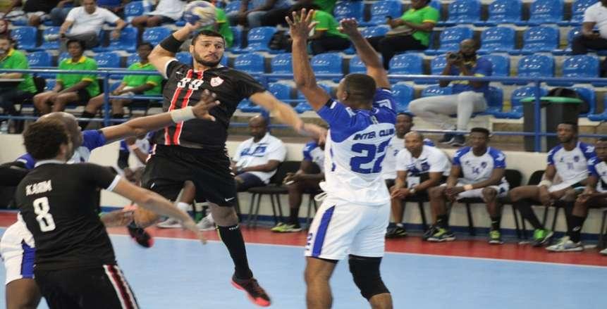 موعد مباراة الزمالك وسبورتنج في نهائي أبطال أفريقيا لكرة اليد والقنوات الناقلة