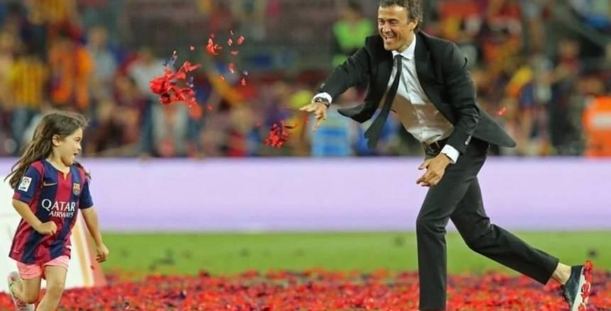 مورينو يرحب بعودة إنريكي لتدريب منتخب إسبانيا بعد وفاة ابنته