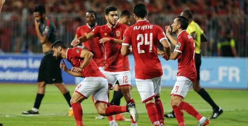 الأهلي والترجي التونسي في ربع نهائي أفريقيا