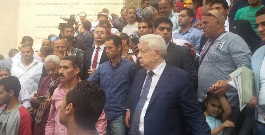 مرتضى يختلق أزمة للصدام مع الدولة.. ورابطة الصحفيين تحمله المسئولية