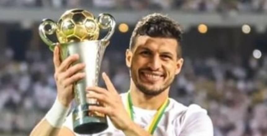 الأهلي: لا توجد نية لضم طارق حامد.. نمتلك لاعبين مميزين في مركزه